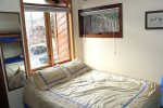 Mammoth Lakes Vacation Rental Sunrise 47 - Loft Queen Bed and Large Window