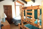 Mammoth Lakes Rental Sunrise 51 - Loft with a Twin Bed and a Bunk Bed with a Full and a Twin