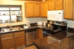 Mammoth Condo Rental Woodlands 48 - Nice Fully Equipped Kitchen
