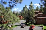 Mammoth Lakes Condo Rental Woodlands 31 - View from Blacony