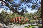 Mammoth Lakes Condo Rental Woodlands 31 - View from Balcony