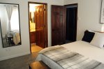 Mammoth Vacation Rental Snowflower 5 - Loft has 4 Twin Beds and a TV