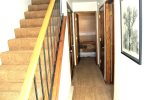 Mammoth Condo Rental Snowflower 11- Loft has Two Twin Beds and a Twin Trundle Bed Set