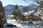 Mammoth Vacation Rental Snowflower 45 - View of the Sierras