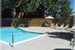 Wildflower Condominiums Mammoth Lakes Pool Area