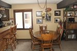 Mammoth Lakes Condo Rental Wildflower 7 - Fully Equipped Kitchen with New Range
