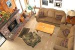Wildflower Mammoth Condo #18: 1 Bedroom & Loft & 2 Bath, WIFI Internet Access: Central to Town & Walk to Mammoth Ski Area Shuttle Stop