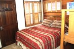 Mammoth Lakes Vacation Rental Wildflower 18 - Loft with 1 Queen Bed and 1 set of Bunk Beds
