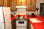 Mammoth Lakes Vacation Rental Chamonix A7 - Fully Equipped Kitchen