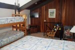 Mammoth Rental Chamonix A12- Loft with Flat Screen TV