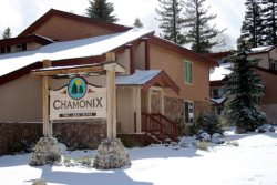 Chamonix Office and Key Boxes On Canyon Blvd for your Mammoth Rental check-in