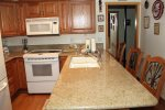 Mammoth Rental Chamonix 40 - Remodeled Kitchen with Granite Counters