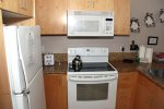 Mammoth Rental Chamonix 99 - Fully Equipped Upgraded Kitchen with Granite
