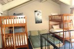 Mammoth Condo Rental Chamonix 99 -  Loft with 1 Queen and 2 Bunk Beds