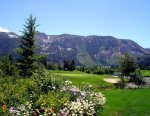 The Snowcreek Golf Course is Nearby