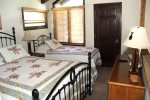 Mammoth Condo Rental Wildflower 16 - Loft has 1 Queen Bed and 1 Twin Bed