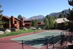 Mammoth Rental Snowflower Common Area - Tennis Courts