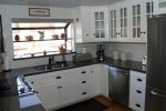 Mammoth Rental Snowflower 27 - Stainless Steel Appliances in Kitchen