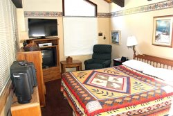 Wildflower 24 Mammoth Lakes Condo Rental has Laundry Room in Unit