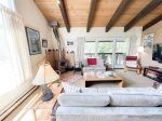 Mammoth Vacation Rental Chateau Blanc 30 Bright Sunny Large Windows