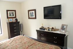 Mammoth Condo Rental Silver Bear 37 Bedroom Has a Flat Screen TV