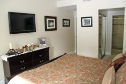 Mammoth Lakes Vacation Rental Silver Bear 37 Bedroom has a Flat Screen TV