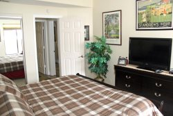 Mammoth Lakes Vacation Rental Silver Bear 37 Bedroom has 1 Flat Screen TV