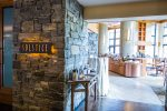 Enjoy dinner at Solstice, the fine dining restaurant inside the Lodge