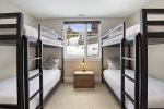 Bunk beds in Children`s Room
