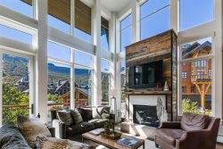 Exquisite Slopeside 4 Bedroom 3.5 bath Townhome at exclusive Spruce Peak community