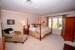 Indoor pool complex with hydro-massage waterfall, sauna, steam room and changing rooms