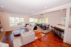3BR, 3BA Overlook at Topnotch Resort with Fantastic View of Mt. Mansfield! Sleeps up to 7, includes garage