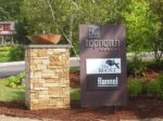 Entrance to Topnotch Resort and our Resort Home