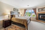 Master Bedroom with Incredible Views