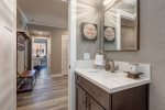 Hot Tub with View of Mountain