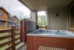 Hot Tub  View of Mountain