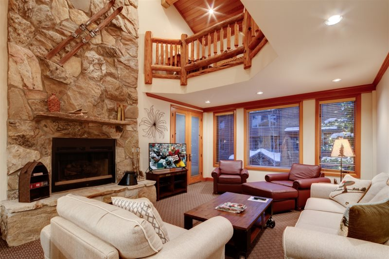Ordinaire Ski In/Ski Out 2 Bedroom Plus Loft With Private Hot Tub