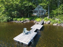 KEEFE COTTAGE - Town of Camden - Megunticook Lake