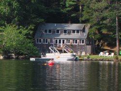 MEGUNTICOOK LAKE HOUSE - Town of Camden - Megunticook Lake