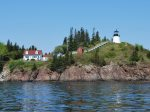 Owls Head Light nearby