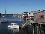 Boothbay Harbor is a true summer destination. Sunshine, award winning restaurants, whale watches, shopping, and family fun