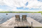 Great dock access and water views