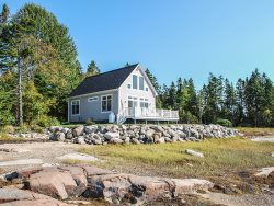 BAR ISLAND COTTAGE - Town of Milbridge