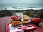 The Lobster Shack at Two Lights is 5 miles down the road and a great Maine seafood destination