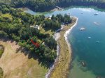 Deep Cove Cottages - Aerial Views