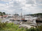 Scenic Camden Harbor and village are about 45 minutes south and a great destination to check out