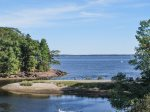 A lovely Maine vacation retreat in a historic Lincolnville oceanside neighborhood