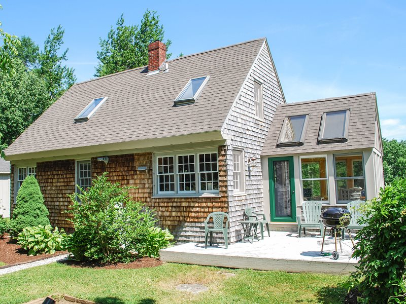 Ducktrap Cottage On The Water In Maine Vacation Property