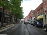 Downtown Rockland is just 15 minutes south