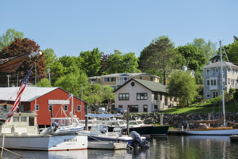 House on the Harbor - On the Water in Maine Vacation Rental